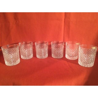 Lead Crystal (24%) Cocktail Glasses - Set of 6