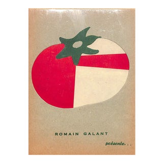 "La Tomate by ""Romain Galant"""