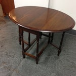 Image of Vintage Convertible Occasional Table