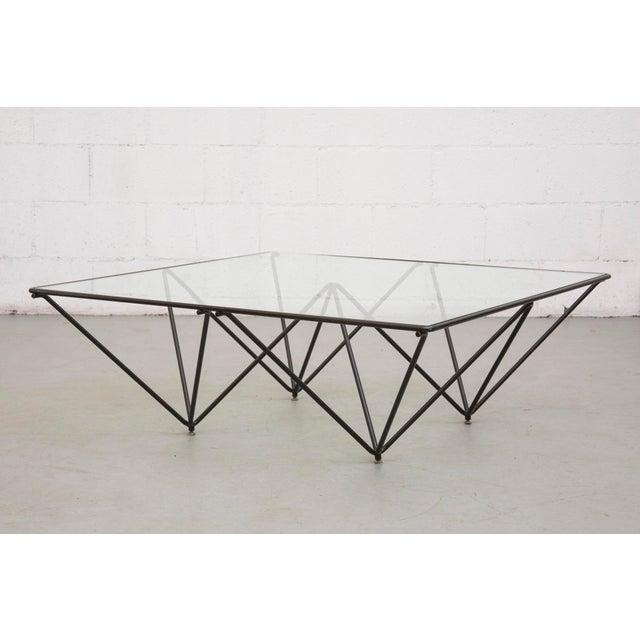 Paolo Piva Style Alanda Pyramid Coffee Table Chairish