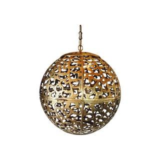 Brass Pendant Lamp