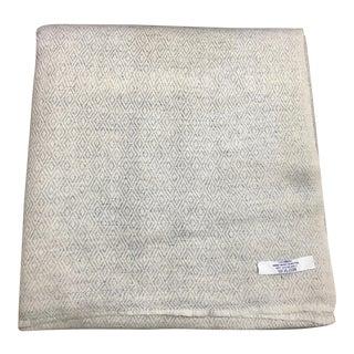 Diamond Design Cashmere Blend Blanket