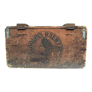 Iroquois Brewery Crate
