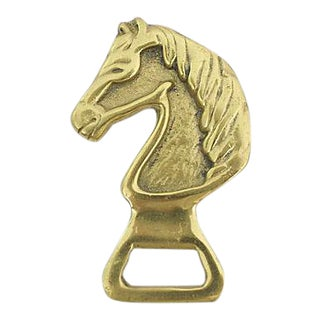 English Brass Horse Opener