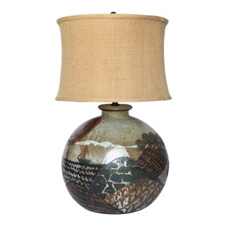 Cathra Barker Ceramic Table Lamp