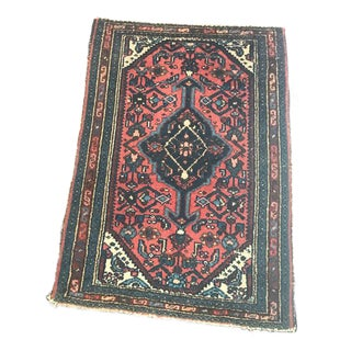 Antique Turkish Yuruk Rug - 2′1″ × 2′11″