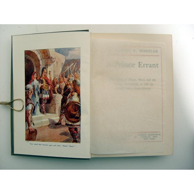 A Prince Errant Book 1908 - Image 5 of 6