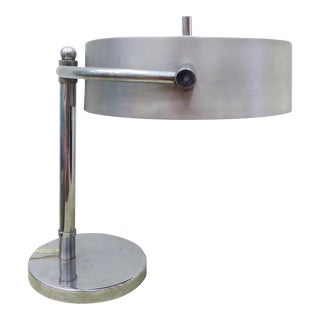Kurt Versen Art Deco Table Lamp