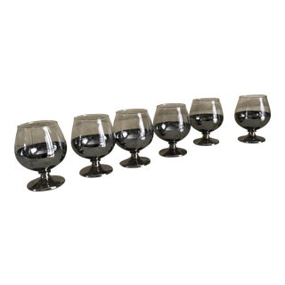 Dorothy Thorpe Style Cordial Glasses- Set of 6