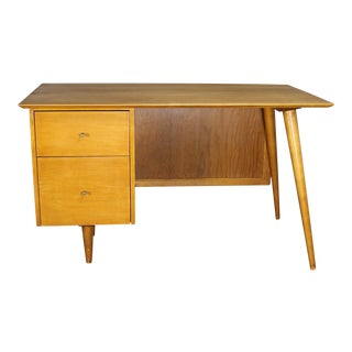 Vintage Mid-Century Paul McCobb Planner Group Desk