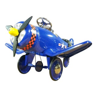 Naval Pedal Airplane Model