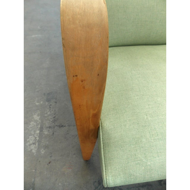 Thonet High Back Lounge Chair - Image 10 of 11