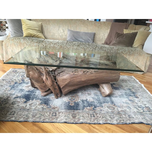 Driftwood Coffee Table - Image 3 of 4