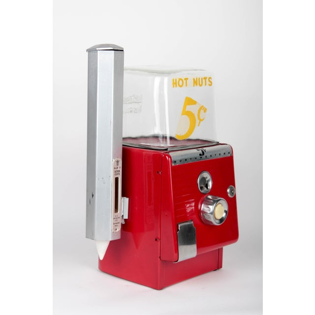 Northwestern Hot Nut Dispenser - Image 2 of 6