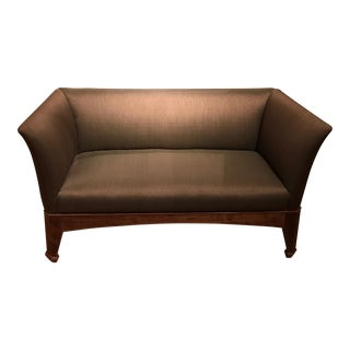 Contemporary French Empire Love Seat