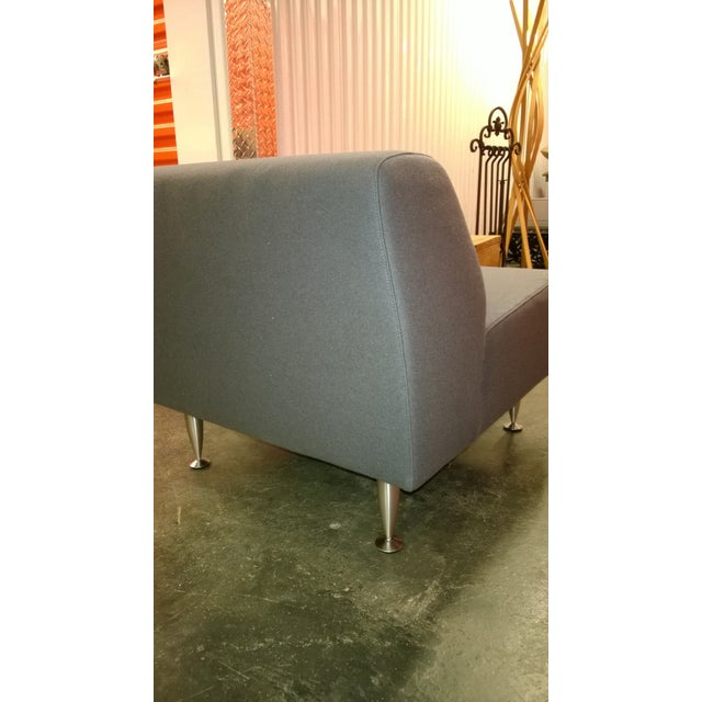 """Image of """"Dafne"""" Design Within Reach Lounge Chair - Pair"""