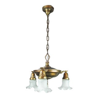 Original Pan Light Fixture (3-Light)