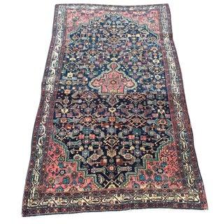 """Antique Persian Rug - 4'1"""" x 6'10"""""""