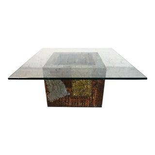 Mid-Century Paul Evans Patchwork Coffee Table