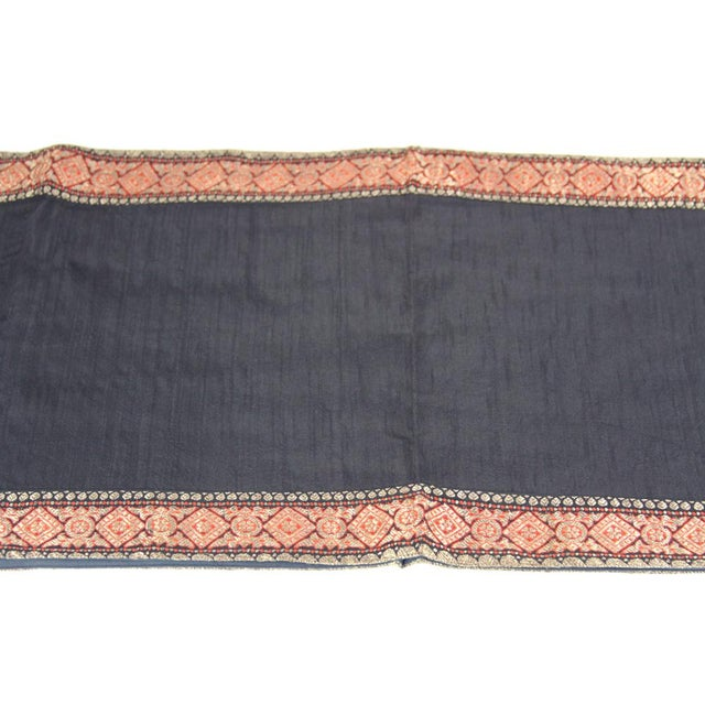 Ebony Heritage Silk Runner - Image 4 of 4