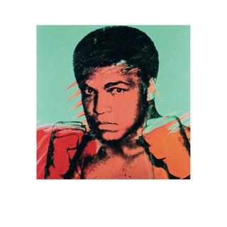 Andy Warhol-Muhammad Ali-2000 Poster