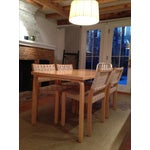 Image of Alvar Aalto Series 82A Dining Table