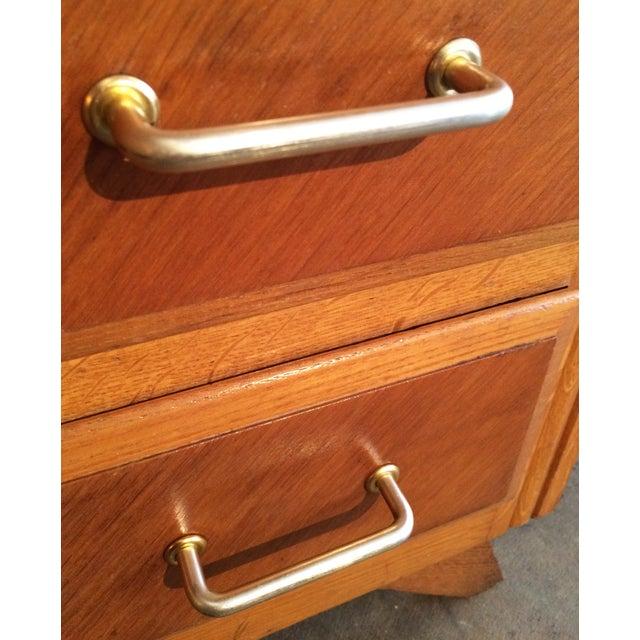 French Mid-Century Modern Dresser - Image 7 of 9