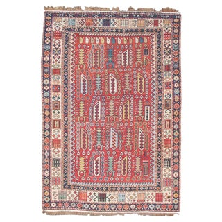 Colorful Shirvan Rug