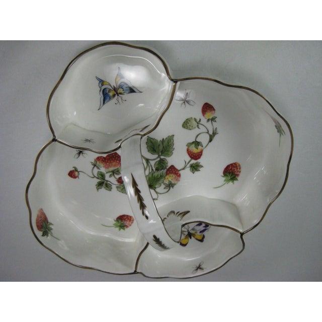 Coalport Bone China Strawberry Basket - Image 2 of 9