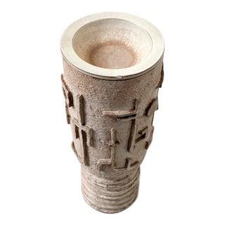 Belgian Ceramic Vessel or Bird Bath