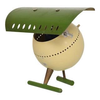 Mid Century Italian Modern Atomic Design Table Lamp