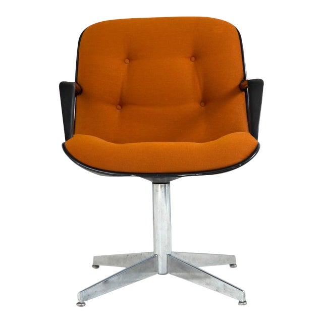 Vintage Steelcase Side Chair - Image 1 of 6