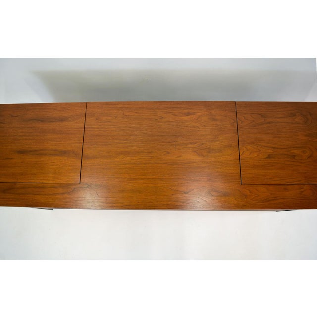 Image of Mid-Century Stereo Console Credenza