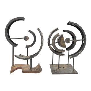 Brutalist Decorative Sculptures
