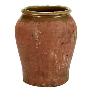 Rustic Spanish Terra Cotta Pot
