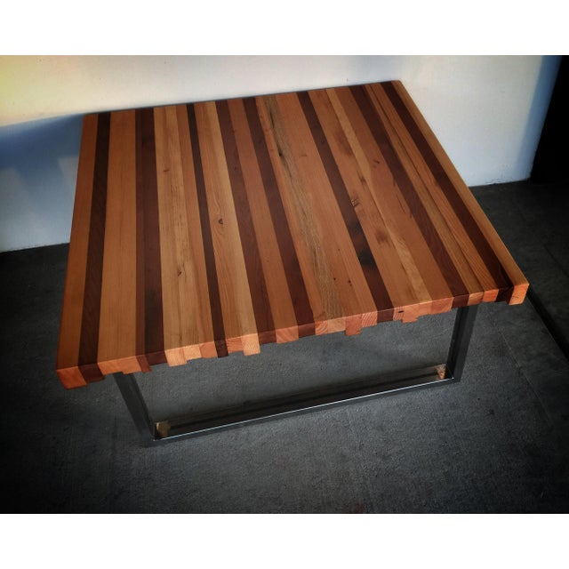 Reclaimed Wood Coffee Table Ireland: Reclaimed Wood Coffee Table