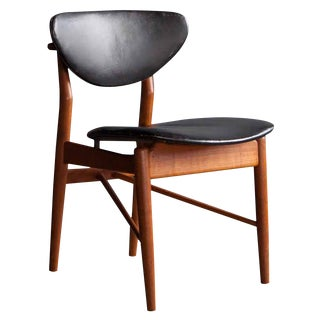 Finn Juhl Nv108 Dining Chairs - Set of 8