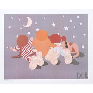 "Carol Dahl ""Children"" Print"