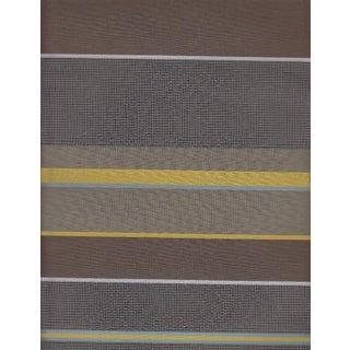 Maharam Repeat Classic Stripe Inca - 4.25 Yards