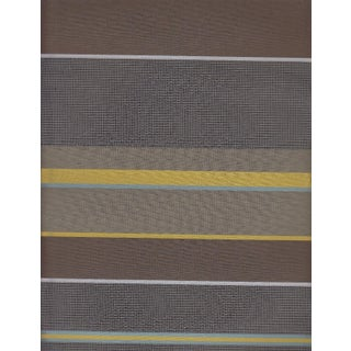Maharam Repeat Classic Stripe Inca - 4.25 Yards