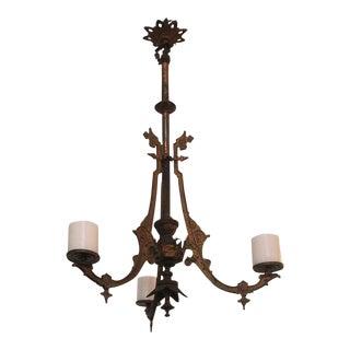 Victorian Candelabra Style Chandelier