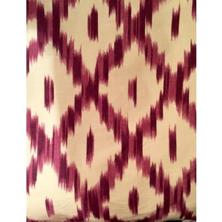 Manuel Canovas Surya Ikat Fabric - 4 Yards