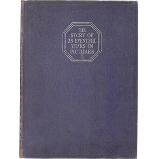 1936 '25 Eventful Years in Pictures' Hardcover