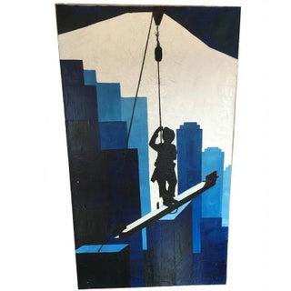 """Skyscraper"" by Tom Galbraith"