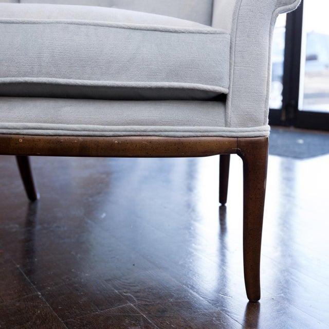 T.H. Robsjohn-Gibbings Highback Chair for Widdicomb - Image 3 of 8