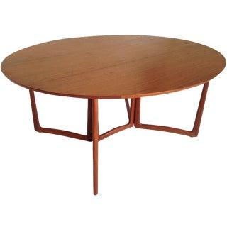 Peter Hvidt & Orla Molgaard Drop-Leaf Table