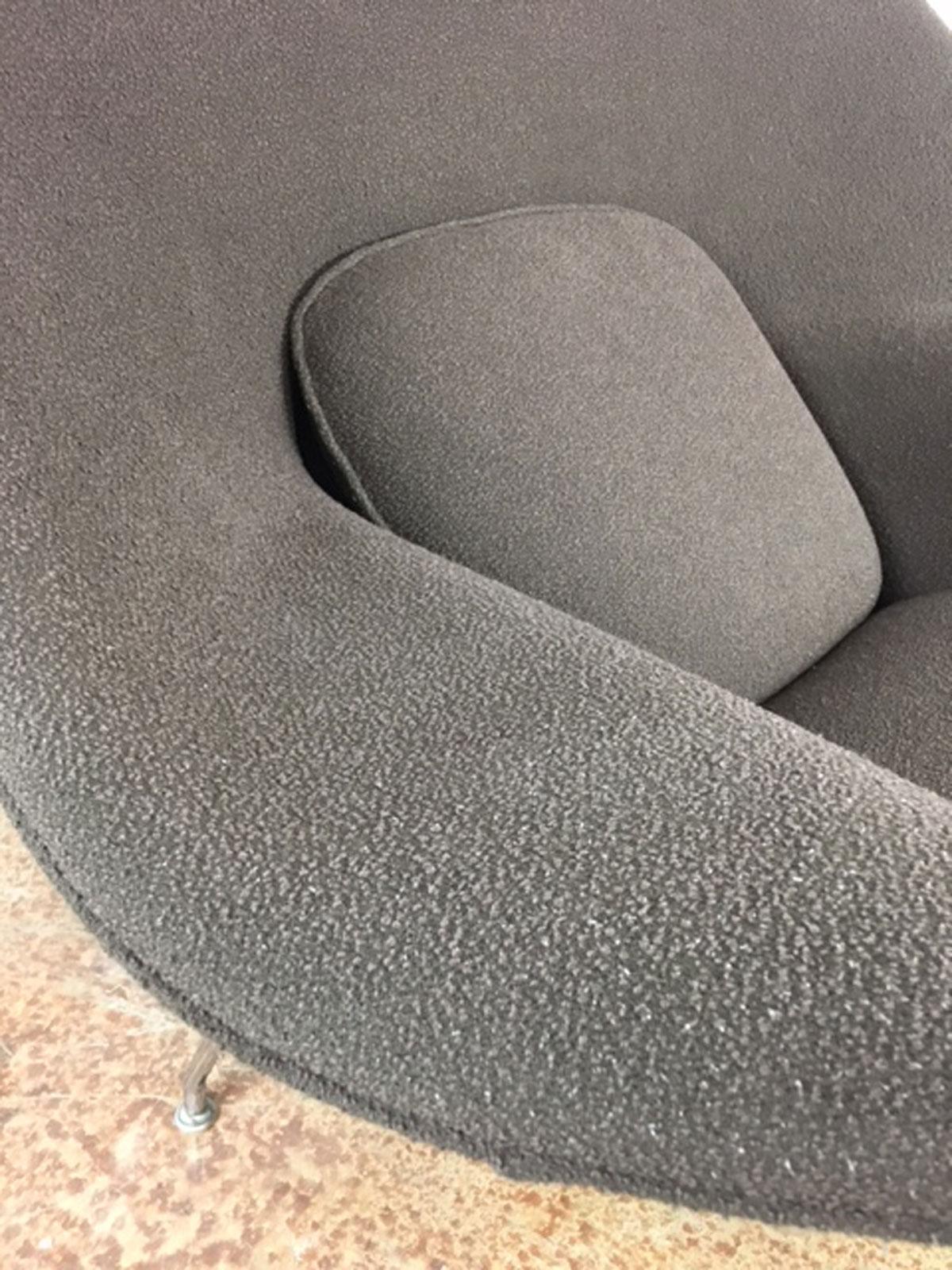 Eero Saarinen Womb Chair by Knoll Two Available Chairish