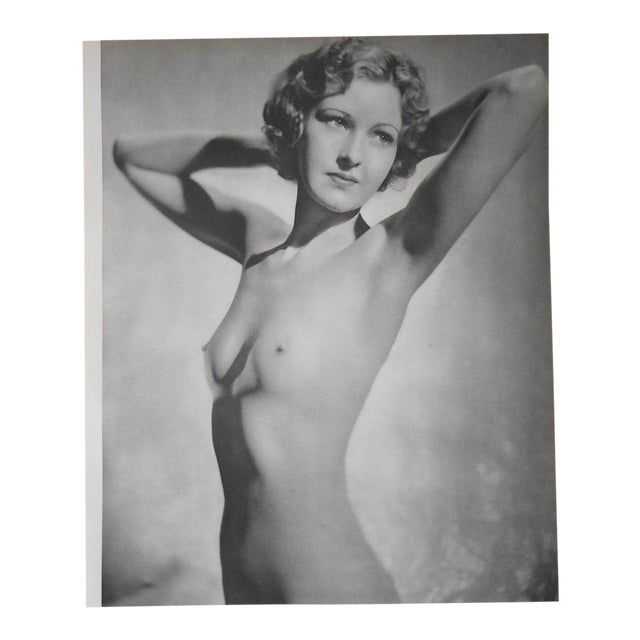 Image of Vintage Nude Photogravure C.1941