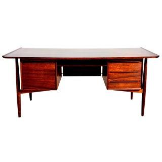 H.P. Hansen Rosewood Desk
