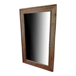 Ambrosia Maple Framed Mirror
